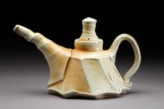 Gay Smith Teapot                                                                                                                        Gay Smith Teapot             by        clayglazepots      on        Flickr