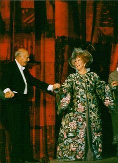 Sir Georg Solti & Luciana Serra