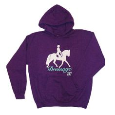 Dressage Hoodie from @ZIKY #VR12DaysofChristmas #equestriangift