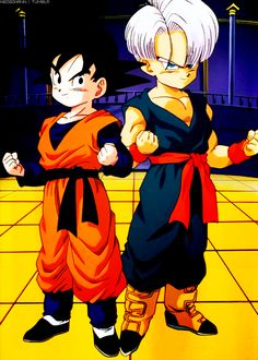 Goten & Trunks