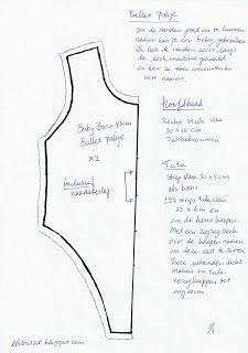 Weblog van Els Brussel: Balletpakje voor de Baby Born (43cm) Baby Doll Clothes, Doll Clothes Patterns, Doll Patterns, Baby Dolls, Sewing Patterns, Baby Born, American Girl, Free Pattern, Barn