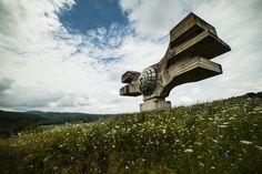 Spomenik Croazia Podgaric