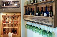 If you're looking for the Pallet Wine Rack Instructions you will love our post that includes a very short video that steps you through the process.