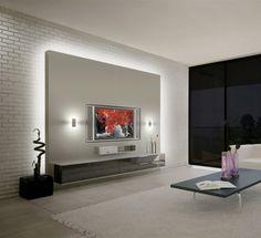 Modern tv cabinet design for living room modern wall unit best modern wall ideas on room . modern tv cabinet design for living room modern cabinet designs Wall Unit Designs, Tv Unit Design, Tv Wall Design, Ceiling Design, House Design, Modern Wall Units, Plafond Design, Tv Wall Decor, Wall Tv