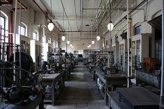 Thomas Edison National Historical Park - Laboratory Complex - Chemistry Laboratory
