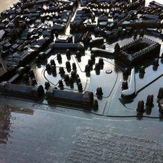 Braille City Map Detmold