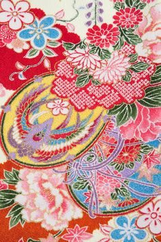 着物 No:876 商品名:ベージュ ボタンつづみ Chinese Patterns, Japanese Patterns, Japanese Textiles, Japanese Fabric, Fabric Patterns, Print Patterns, Indigo Prints, Blue And White Fabric, Kimono Pattern