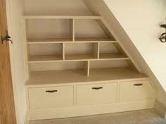 understairs storage cupboard solutions - Google Search