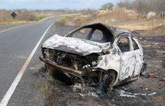 O Noticiario RN: Quatro pessoas morrem carbonizados em acidente na ...