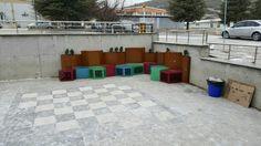 Voronoi Seating Group