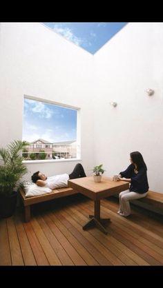 未読4件 - Yahoo!メール Japan Architecture, Interior Architecture, Patio Interior, Interior And Exterior, Japanese Modern House, Small Tiny House, Weekend House, Street House, Sims House
