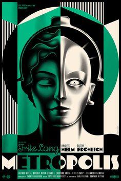 Poster Design: Metropolis 90th Anniversary