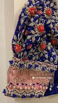 Brocade Blouse Designs, Wedding Saree Blouse Designs, Designer Blouse Patterns, Hand Work Blouse Design, Simple Blouse Designs, Stylish Blouse Design, Pakistani Kids Dresses, Hand Embroidery Design Patterns, Baby Dress Design