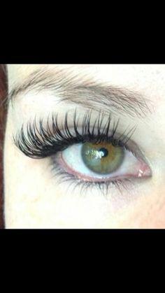 Full Set Mink Eyelash Extensions #minkeyelashextensions  #minkeyelash #eyelash