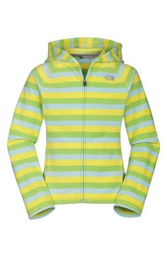 The North Face Stripe Hoodie