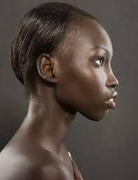 Afbeeldingsresultaat voor african women portret en profil