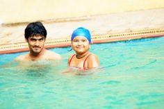 Sameer Khanna-kid swimming