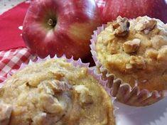 RECEPT: Výborné jablkové muffiny