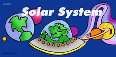Space - Our Solar System - FREE K-12 Lesson Plans & Games