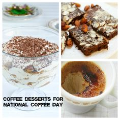 Caffeine Fix: 7 Delicious Coffee Desserts for National Coffee Day
