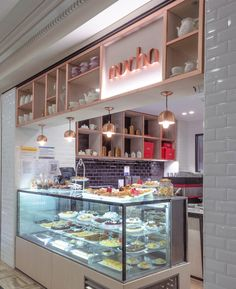 Diseño de locales gastronómicos en Shopping – Nucha Patio Bullrich – Ida Construcciones