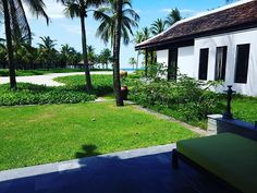 Every villa is a beach villa at Four Seasons The Nam Hai Beach Villa, Hoi An, Four Seasons, Vietnam, Sidewalk, Luxury, Travel, Viajes