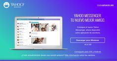 El nuevo Yahoo Messenger llega a Windows y Mac