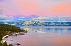 Lake Tahoe, California (I love Tahoe!!!!!!!!!!)