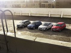 Four different characters with one shared aim — to exceed the driver's expectations. Experience four compact performance cars from Mercedes-AMG, which break every convention and overstep boundaries with ease: http://amg4.me/CompactCars [Fuel consumption combined: 7.4-6.9 l/100 km   CO2 emission combined: 172-162 g/km   http://amg4.me/Efficiency-Statement]