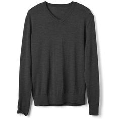 Gap Men Merino Wool V Neck Sweater ($40)
