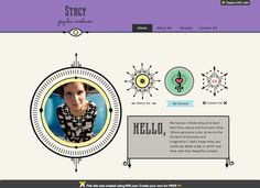 Wix Template - Psychic Stacy