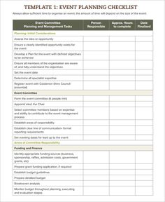Checklist Templates Word Best 11 Best Checklist Template Images On Pinterest  Checklist Template .