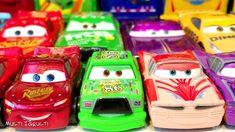 Тачки Новые Машинки Распаковка Мини Тачки Игрушки Дисней Видео для Детей Toys, Car, Automobile, Vehicles, Gaming, Games, Cars, Toy