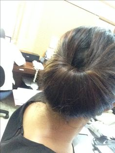 Love my bun as always!!