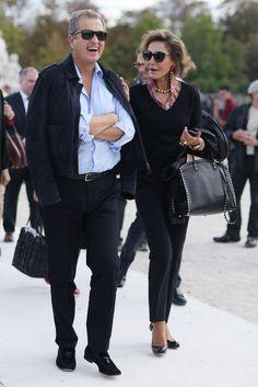 The Best Street Style From Paris Fashion Week #men #eyewear