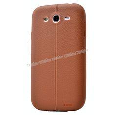 Samsung Galaxy J2 Deri Görünümlü Silikon Kılıf Kahve -  - Price : TL17.90. Buy now at http://www.teleplus.com.tr/index.php/samsung-galaxy-j2-deri-gorunumlu-silikon-kilif-kahve.html