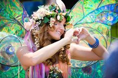 Twig The Fairy - Barry Kidd Photography Photos of the 2015 May Day Fairie Festival - Glen Rock PA