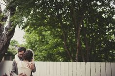 Cutest wedding pictures ever, at home wedding, love this idea