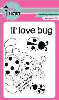 Lil Love Bug - Pink and Main LLC
