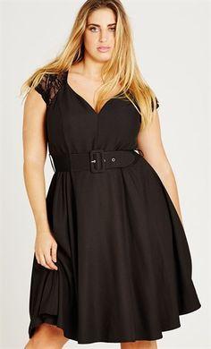 c49de29b595 Shop Women s Plus Size Swing Dresses
