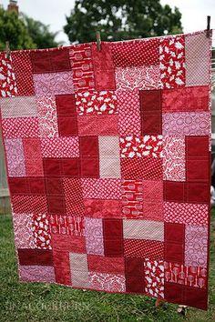 easy lap quilt