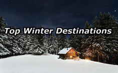 Top #Winter Destinations: Travel Bloggers' Favourites #roundup #travelguide Winter Holiday Destinations, Winter Tops, Quebec City, Krakow, Sunshine Coast, Park City, South Florida, Winter Holidays, Alps