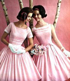 Betty Barclay Fashion (Seventeen May 1961)