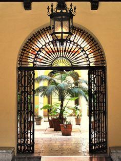 Come in ... Malaga, Andalusia, Spain