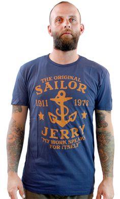 Sailor Jerry T-shirt