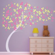 114 Best Girls Wall Decals images | Wall decals, Wall ...
