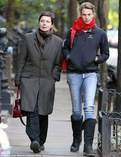 Isabella Rossellini and Her Daughter | Just like grandma! Isabella Rossellini's daughter Elettra Widermann is ...