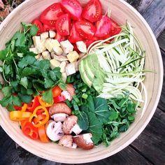 Greens Scallions, Scallions Avocado, Cilantro Baby, Potatoes Cilantro ...
