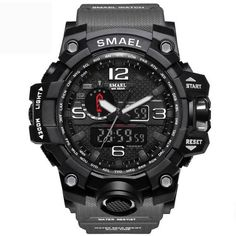 4fa84c1df Military Grade Shockproof LED Waterproof Watch by Smael 70% OFF For a  Limited Time Wrist