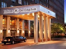 Hilton Orrington/Evanston Evanston Ideally located in downtown Evanston, this hotel features 2 restaurants, a well-equipped gym and rooms with a flat-screen TV. Northwestern University is just 2 blocks away. Evanston Chicago, Evanston Illinois, Visit Chicago, Chicago Hotels, Visitors Bureau, Northwestern University, Unique Hotels, Lake Michigan, Pergola